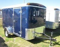Wanted: 7' X 12' single axel Cargo Trailer with rear ramp