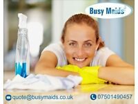 Busy Maids Cleaners, End of Tenancy Cleaning , Office Cleaning, Housekeeping, Domestic Cleaning