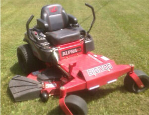 Hardly used Zero Turn Mower