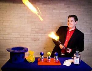 Magicians for ADULT Events or CHILDREN'S Parties  (204) 663-1000