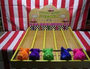 More Various Used Carnival Games