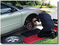 Brakes, Tire Rotations, Oil Changes Cheap & Convenient