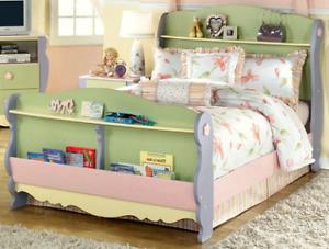 Girls Bed Set Ashley Furniture - Bed Chest Mirror Nightstand