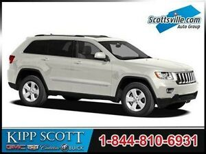 2011 Jeep Grand Cherokee Limited, Nav, Sunroof, Driver Alerts