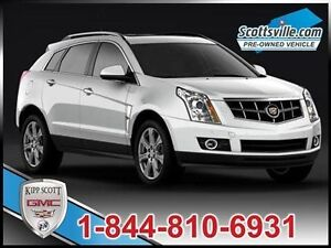 2010 Cadillac SRX Premium Collection, Turbo, AWD, Leather, A/C