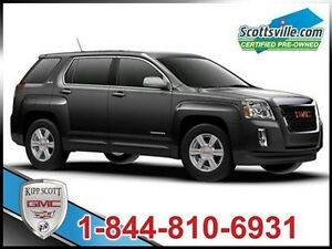 2014 GMC Terrain SLE-1, AWD, Cloth, OnStar, Bluetooth, Cruise