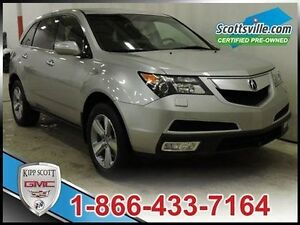 2012 Acura MDX Technology Package, Leather, Sunroof