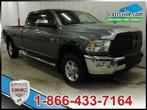 2011 Dodge Ram 3500 Laramie, CLEAROUT PRICE, Leather, Nav, Bedli