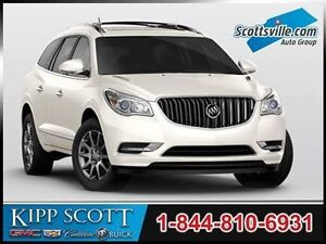 2014 Buick Enclave Leather Pkg AWD, 7 Psg, Sunroof, Remote Start