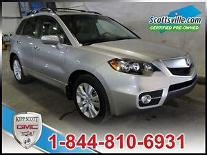2010 Acura RDX Tech Package, Nav, Leather, Sunroof