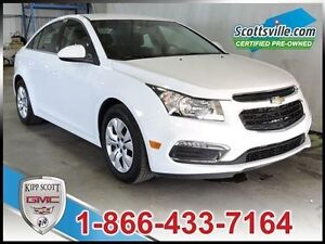 2015 Chevrolet Cruze LT, Cloth, Automatic, Cruise, Nice!