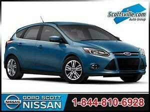 "2013 Ford Focus SE, Heated Cloth, Fogs, 17"" Alloys Black Accents"