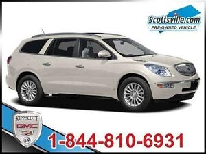 2008 Buick Enclave CXL, Leather, 7-Pass, Sunroof, Nav, One Owner