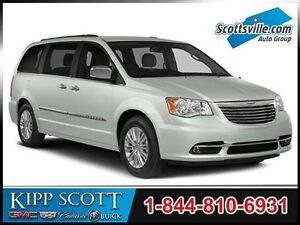 2016 Chrysler Town & Country Touring-L, Leather, Remote Start