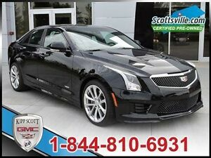2016 Cadillac ATS-V Twin Turbo Luxury Collection