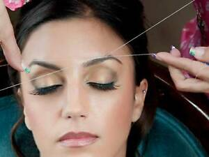 Eyebrow threading only $8 in your area Blackburn Whitehorse Area Preview