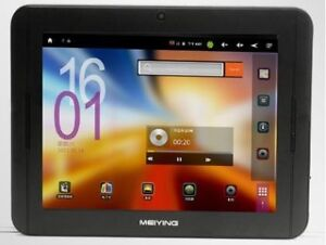 Meiying M11 HD Android 2.3 Tablet PC 8 Inch Capacitive 16G WIFI