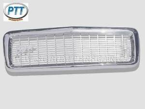 Volvo PV 544 Grill in Stainless Steel