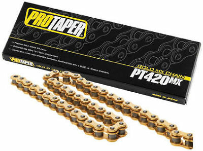 NEW ProTaper - 023101 - 420 MX Chain, 134 Links FREE FAST SHIP MOTORCYCLE
