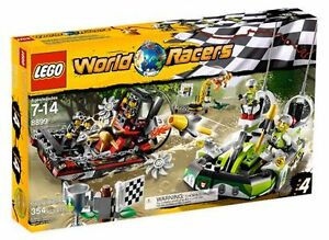 ►►►► LEGO - WORLD RACERS - GATOR SWAMP ◄◄◄◄