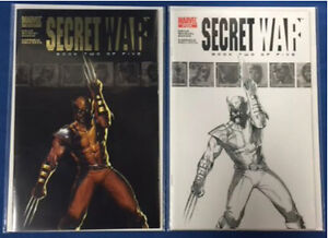 Secret War issue #2 - 1st app Daisy Johnson, Marvel comics