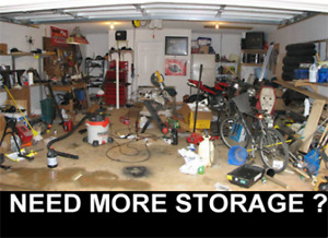 12x20 Snowmobile/Motorcycle Storage Shed