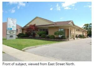 Invest in a fully leased office building in Sarnia