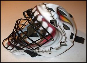 HOCKEY MASKS & HELMETS PAINTED Kawartha Lakes Peterborough Area image 3