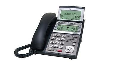 Fully Refurbished Nec 0910076 Ip3na-8ltixh Ip-32e Desi-less Terminalphone Blk