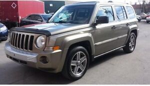JEEP PATRIOT 2007 LIMITED