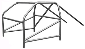 Roll cage for s13