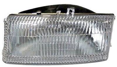 New Replacement Headlight Assembly LH / FOR DODGE DAKOTA & DURANGO