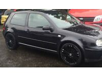 Golf mk4 1.8t gti swap for a diesel 5door