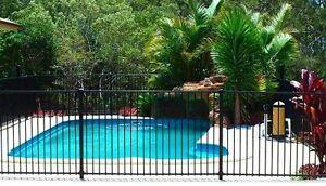 Pool fencing boundary fencing gates screens repairs install Mandalong Lake Macquarie Area Preview