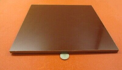 US Stock 1pc Red Bakelite Phenolic Resin Flat Plate Sheet PCB 10 x 100 x 150mm