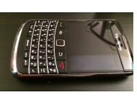 Blackberry Bold 9700, T-Mobile, with memory card ONLY £25
