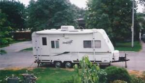 Roulotte RV Palomino Stampede 21S Hybride