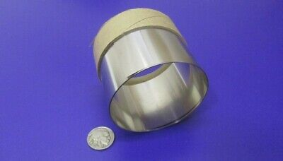 304 Stainless Steel Sheet Shim .001-.00005 X 2.0 X 10 Foot Length