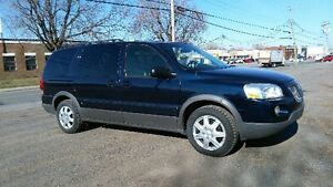 *2005 Pontiac Montana *ALLONGEE*w/1SB Minivan-TV/DVD**NO RUST**
