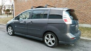 2007 MAZDA5 GT-AUTOMATIC-FULL LOAD-TOIT OUVRENT-AUCUNE ROUILLE !