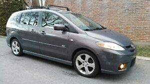2007 MAZDA5-FULL LOAD-AUCUNE REPARATIONS A FAIRE!