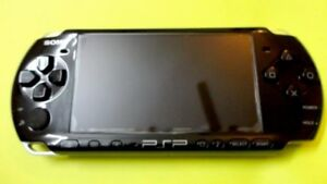 Sony PSP 3001 Series With Charger And 4 GB Memory Card.