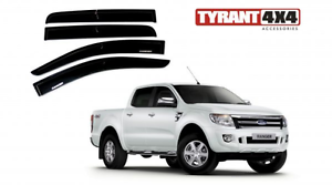 FORD RANGER PX******2015 WEATHER SHIELDS Kings Park Blacktown Area Preview