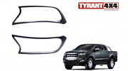 Ford Ranger Wildtrak Black Headlight Cosmetic Trims Kings Park Blacktown Area Preview