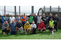OVER-50s WALKING FOOTBALL IN BOURNEMOUTH
