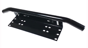 Ford Ranger Wildtrak BLACK NUMBER PLATE MOUNTING BRACKETS Kings Park Blacktown Area Preview
