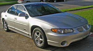Sold!!! 2003 Pontiac Grand Prix Gtp Sedan