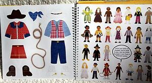 NEW- two Paper Dolls books from KLUTZ Kingston Kingston Area image 4