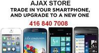 AJAX PHONE TRADE IN PROGRAM - EXCHANGE YOUR OLD PHONE FOR NEW