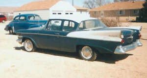 Wanted: Parts for 1958 Studebaker Champion Sedan